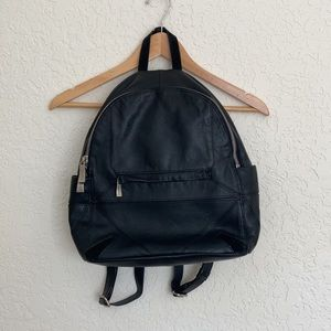 Sorial Candace leather mini backpack